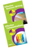 Effective Business Writing in easy steps, and Effective Communications in easy steps – SPECIAL OFFER
