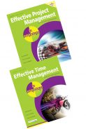 Effective Project Management in easy steps, and Effective Time Management in easy steps – SPECIAL OFFER