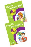 Sage 50 Accounts 2016 in easy steps, and Sage 50 Payroll 2016 in easy steps – SPECIAL OFFER