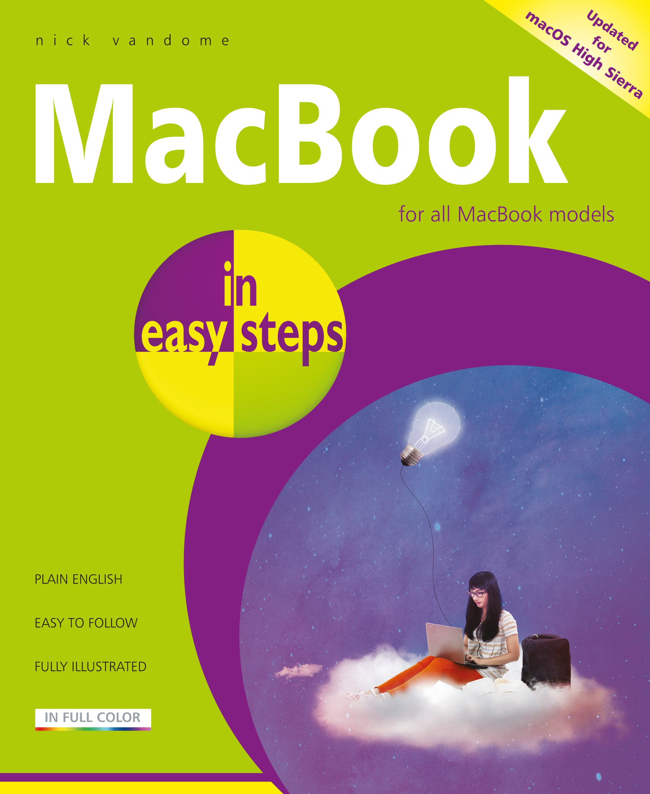 MacBook in easy steps, 6th Edition 9781840787948