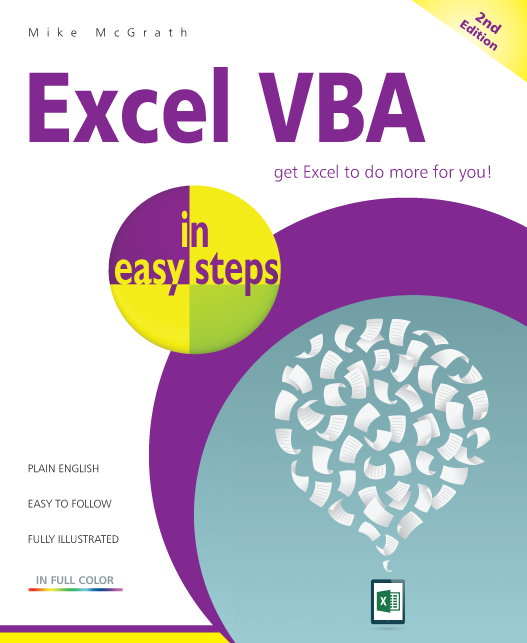 Excel VBA in easy steps, 2nd Edition ebook PDF