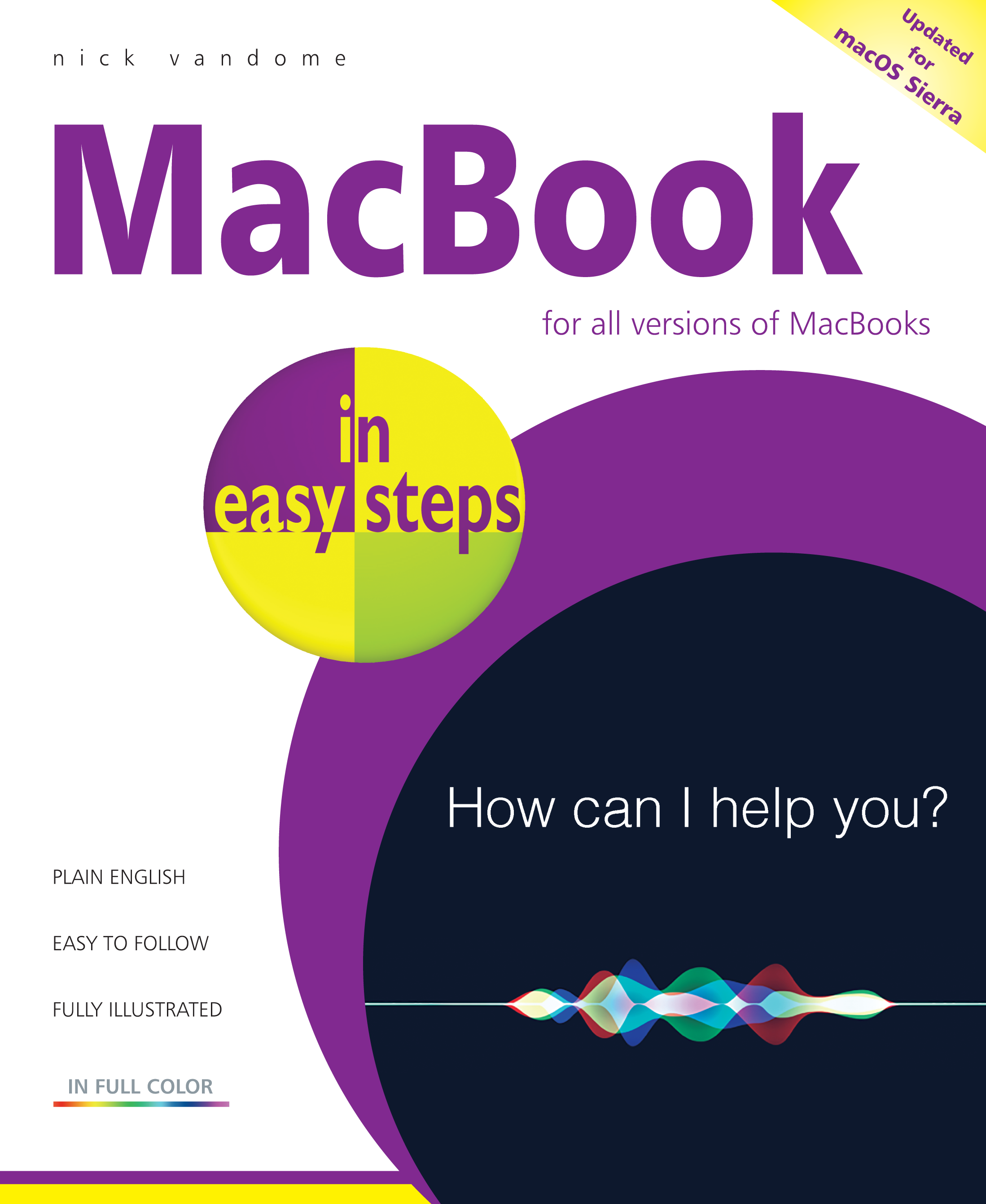 MacBook in easy steps, 5th Edition 9781840787450