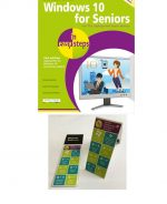Windows 10 for Seniors in easy steps, 2nd edition plus FREE Windows bookmark