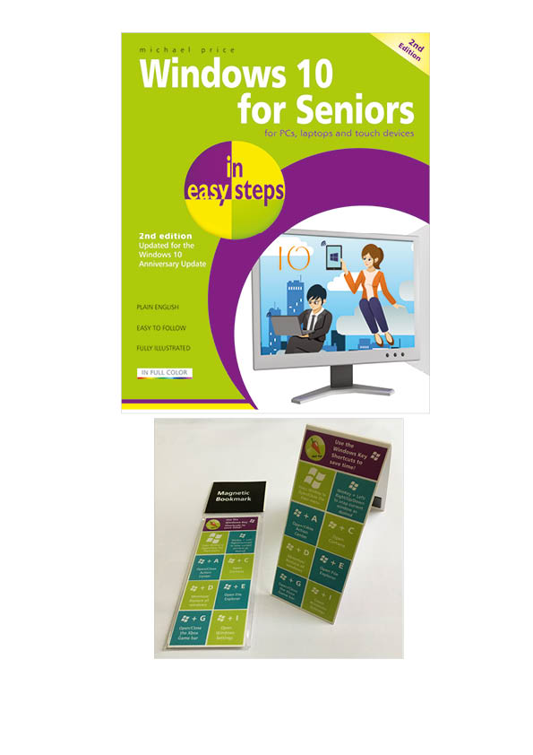 Windows 10 for Seniors in easy steps, 2nd Edition 9781840787528