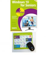 Windows 10 for Seniors in easy steps, 2nd edition plus FREE Windows mouse mat