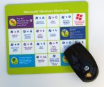 In Easy Steps mouse mat for  Windows PC users – for Smart Working