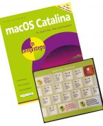 macOS Catalina in easy steps – plus FREE Mac mouse mat