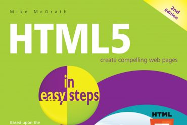 HTML5 in easy steps, 2nd Edition – ebooks available now!