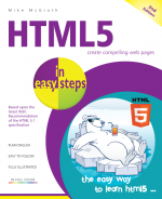 HTML5 in easy steps, 2nd Edition – ebook (PDF)