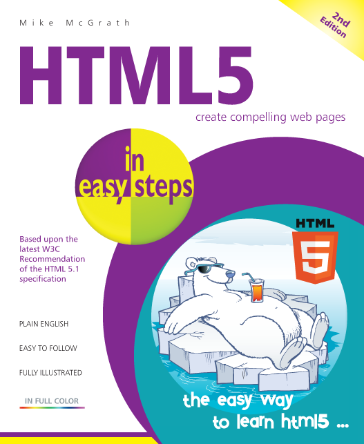 In Easy Steps Html5 In Easy Steps 2nd Edition Ebook Pdf In Easy Steps
