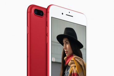 (PRODUCT)RED Special Edition iPhone 7 and iPhone 7 Plus