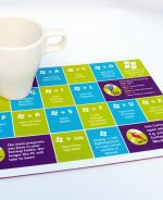In Easy Steps table mat for Windows users – for Smart Working