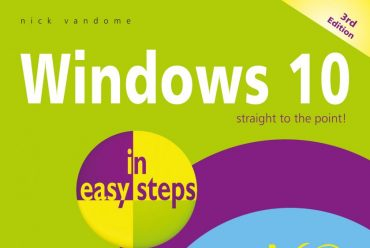 Windows 10 in easy steps, 3rd edition (covers the Creators Update) now available!