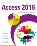 Access 2016 in easy steps – ebook (PDF)