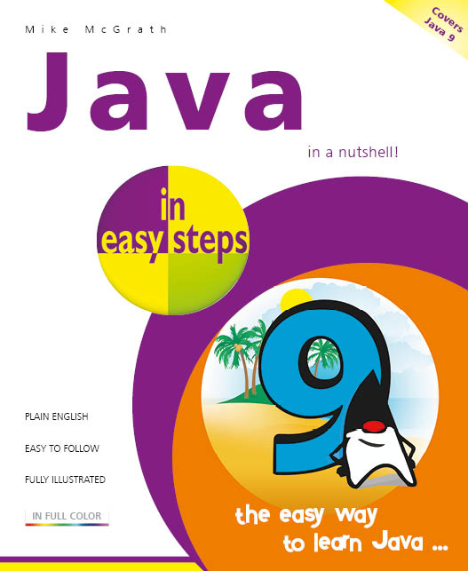 Java in easy steps, 6th edition ebook pdf