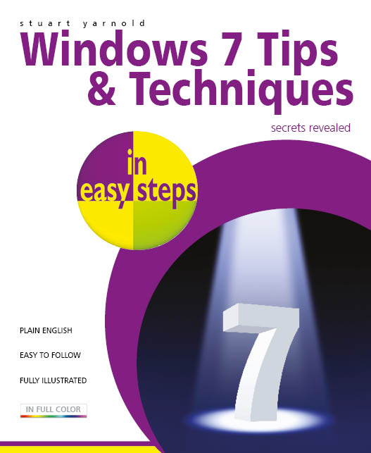 Windows 7 Tips, Tricks & Techniques in easy steps ebook PDF