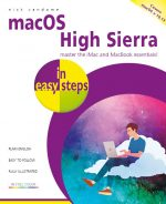 macOS High Sierra in easy steps – ebook (PDF)