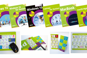 New special offers – Windows or Mac title with FREE mouse mat or magnetic bookmark