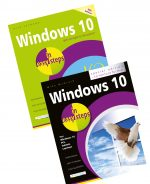 Windows 10 in easy steps, 5th edition  and Windows 10 in easy steps, Special Edition, 3rd edition – SPECIAL OFFER