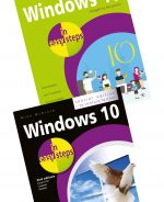 Windows 10 in easy steps, 4th Ed  and Windows 10 in easy steps, Special Edition, 2nd Ed – SPECIAL OFFER
