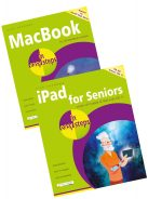 MacBook in easy steps, 6th edition and iPad for Seniors in easy steps, 7th edition – SPECIAL OFFER