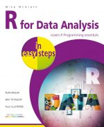 R for Data Analysis in easy steps – ebook (PDF)