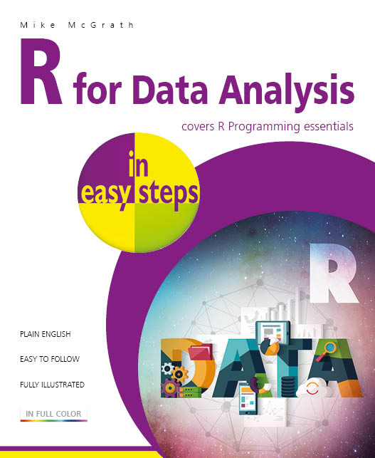 R for Data Analysis in easy steps 9781840787955 ebook PDF