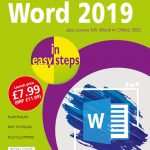 Word 2019 in easy steps 9781840788228