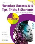 Photoshop Elements 2018 Tips, Tricks & Shortcuts in easy steps – ebook (PDF)
