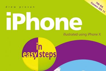 New release: iPhone in easy steps, 7th edition