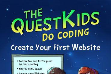 In Easy Steps Limited announces a new series of books for children: The QuestKids™