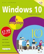 Windows 10 in easy steps, 4th edition – covers the April 2018 Update