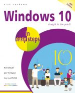 Windows 10 in easy steps, 4th edition – ebook (PDF)