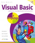 Visual Basic in easy steps, 5th edition – ebook (PDF)