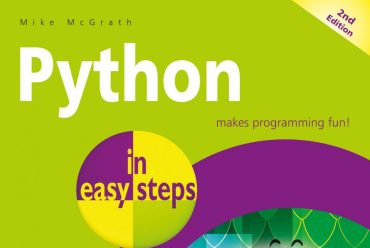 New release: Python in easy steps, 2nd Edition – updated to cover Python 3.7