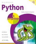 Python in easy steps, 2nd edition ebook (PDF)