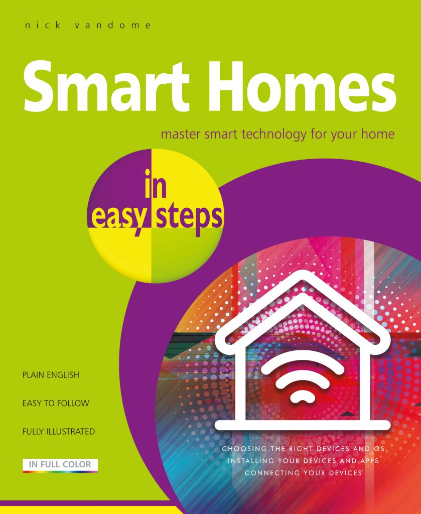 Smart Homes in easy steps 9781840788259
