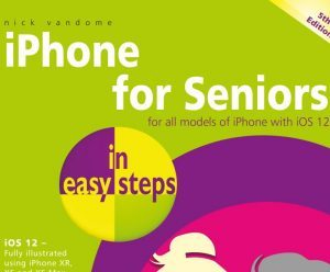 New release: iPad for Seniors in easy steps, 8th edition