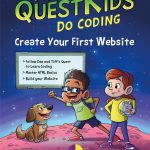 Create Your First Website in easy steps (QuestKids) US Version 9781840788280