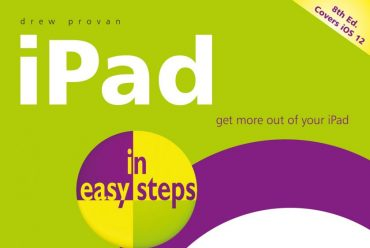New release: iPad in easy steps, 8th edition