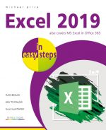 Excel 2019 in easy steps – ebook (PDF)