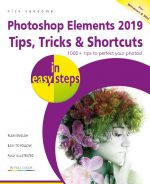 Photoshop Elements 2019 Tips, Tricks & Shortcuts in easy steps – ebook (PDF)