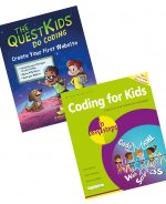 Create Your First Website in easy steps & Coding for Kids in easy steps – SPECIAL OFFER SET
