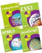 Coding for Kids in easy steps, CSS3 in easy steps, HTML5 in easy steps and JavaScript in easy steps – SPECIAL OFFER