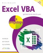 Excel VBA in easy steps, 3rd edition – ebook (PDF)