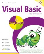 Visual Basic in easy steps, 6th edition – updated for Visual Basic 2019 – ebook (PDF)