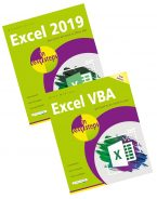 Excel 2019 in easy steps and Excel VBA in easy steps, 3rd edition – SPECIAL OFFER