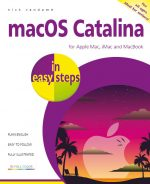 macOS Catalina in easy steps – covers version 10.15 – ebook (PDF)