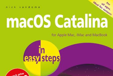 New release: macOS Catalina in easy steps