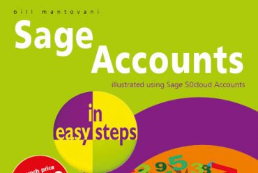 New release: Sage Accounts in easy steps